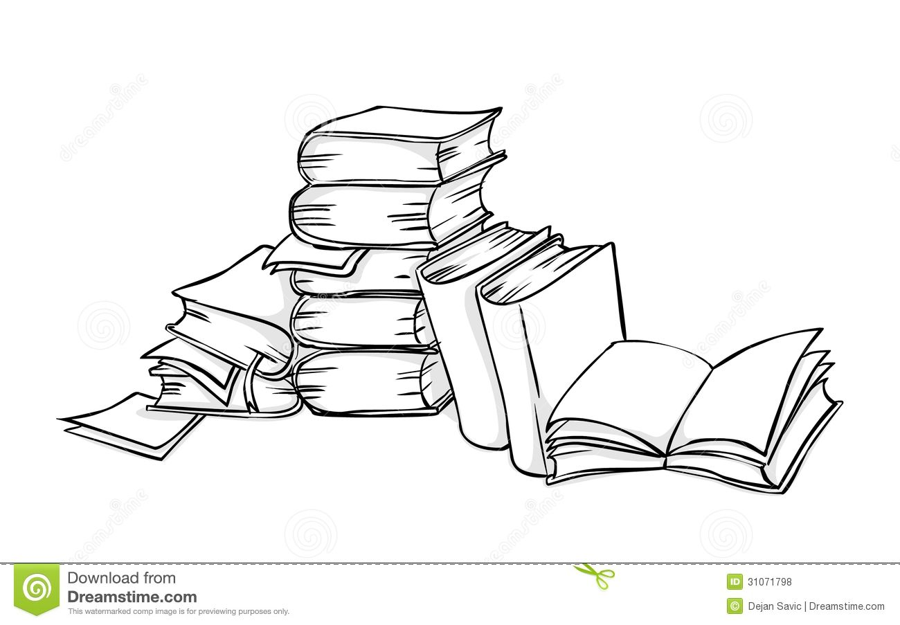 Pile Of Books Download From Over 43 Million High Quality Stock