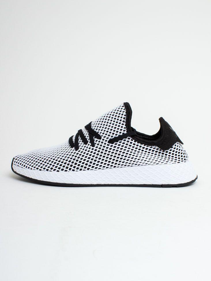 scarpe basse - deerupt runner adidas originali mossa.