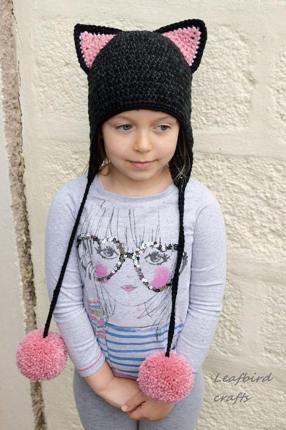 736a8c00e2d This handmade crochet hat is warm