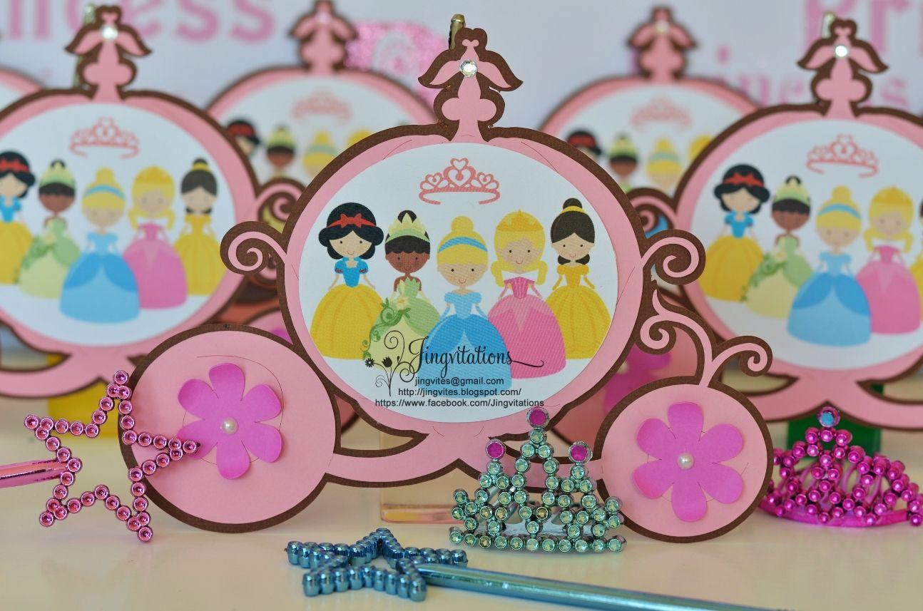 Princess Tiana, Cinderella, Belle, Sleeping Beauty and Snow White ...