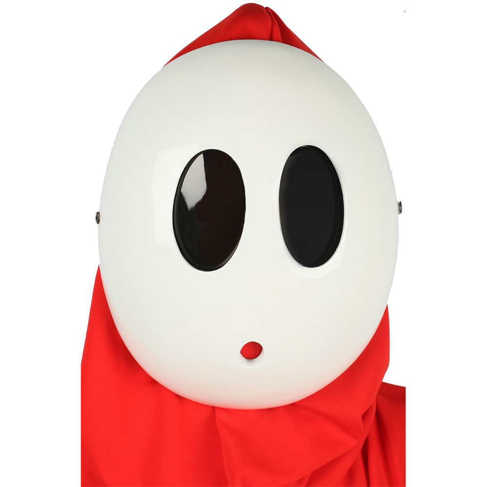 Xcoser Shy Guy Mask Costume Props For Halloween Costume Props Cosplay Halloween Gifts
