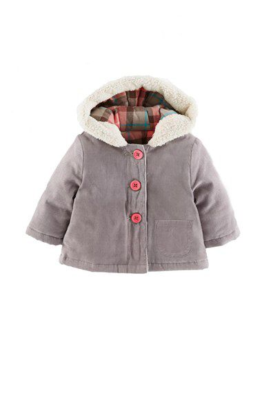 Mini Boden Mini Boden 'Cosy' Corduroy Jacket (Baby Girls) available at #Nordstrom