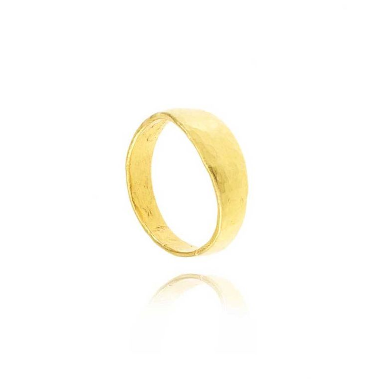 Pippa Small Fairtrade Gold Wedding Band