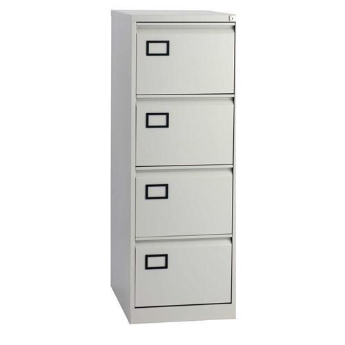 Lovely Bisley 4 Drawer Filing Cabinet