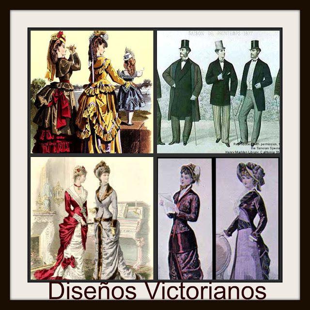 Imágenes Victorianas: Victorian Style.