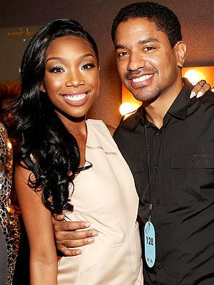 Brandy Norwood Gets Engaged To Ryan Press People Com Ryan Press Celebrity Couples Celebrity Families