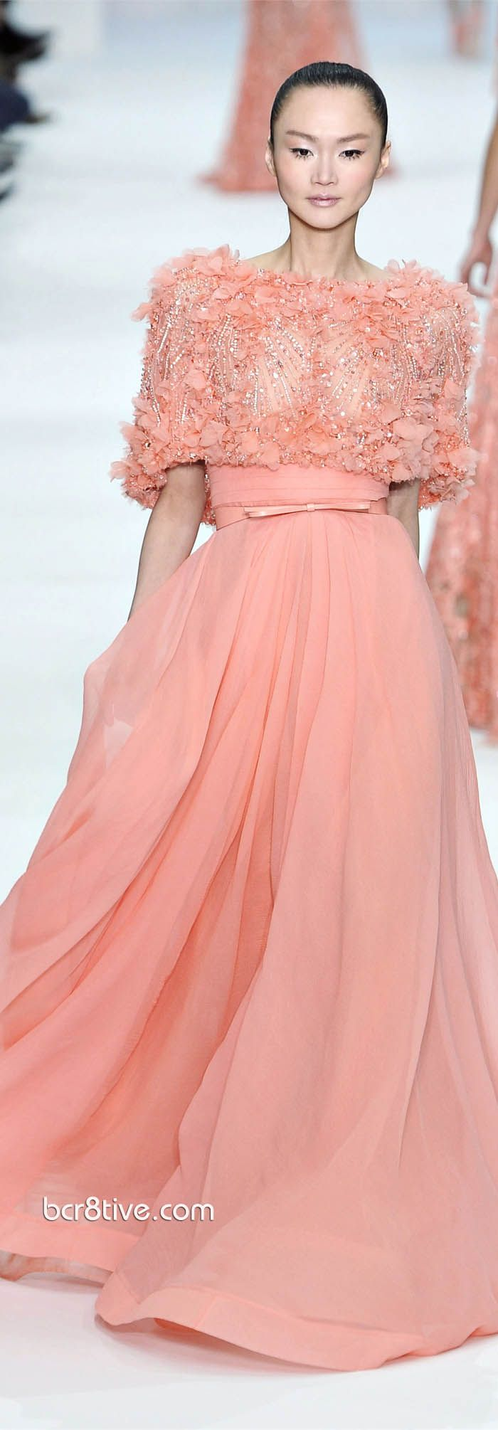 Elie Saab Spring Summer 2012 Haute Couture | Pinterest | Melocotones ...