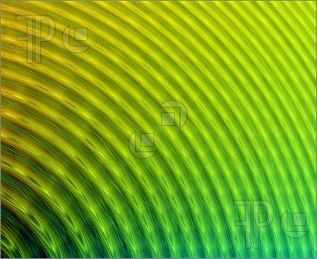 Yellow, yellow green, green