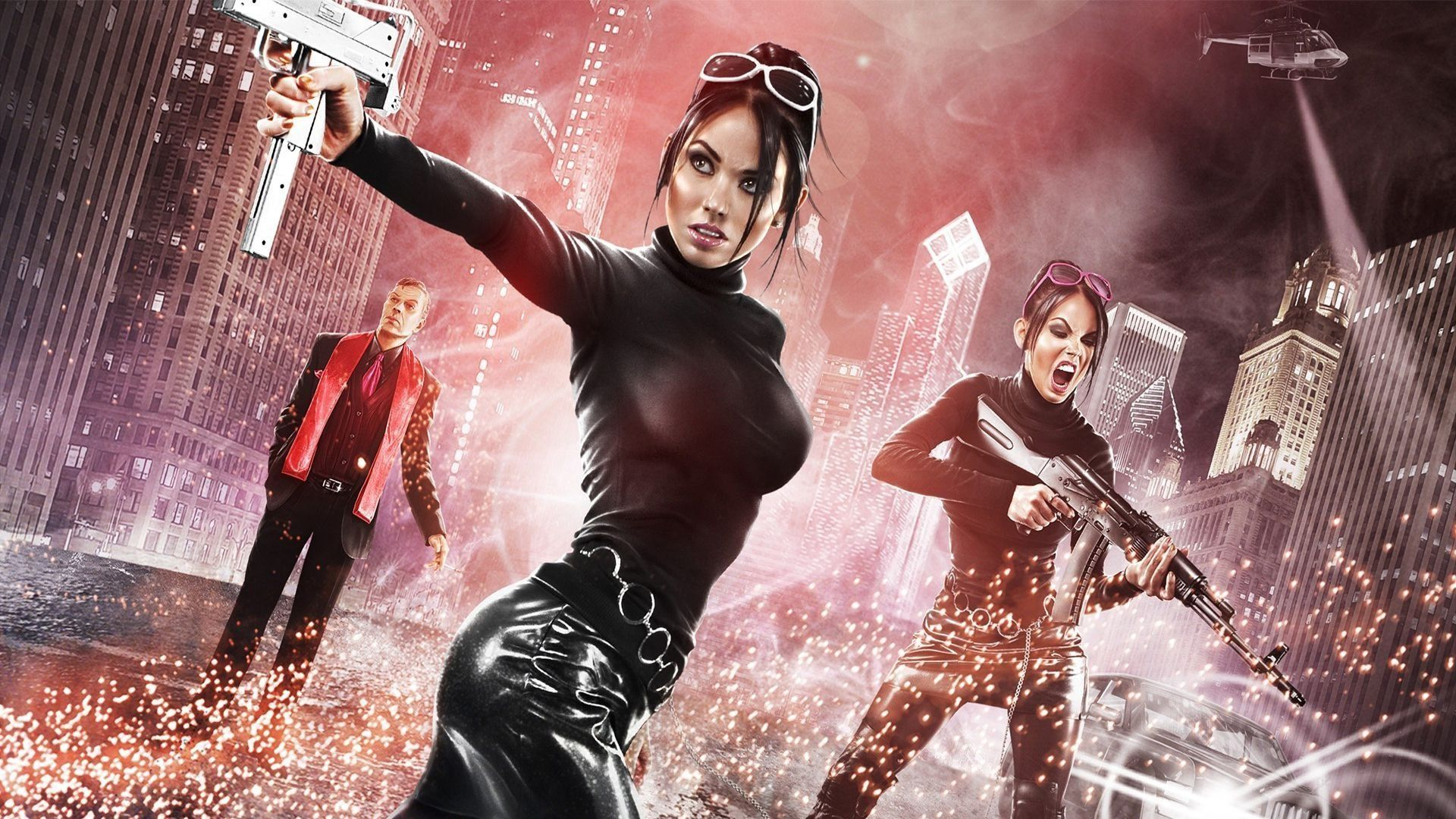 Image Result For Saints Row Dewynter With Images Saints Row