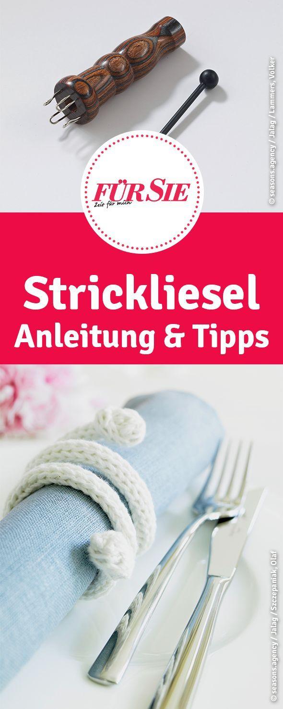 Photo of Anleitung für das Stricken mit der Strickliesel