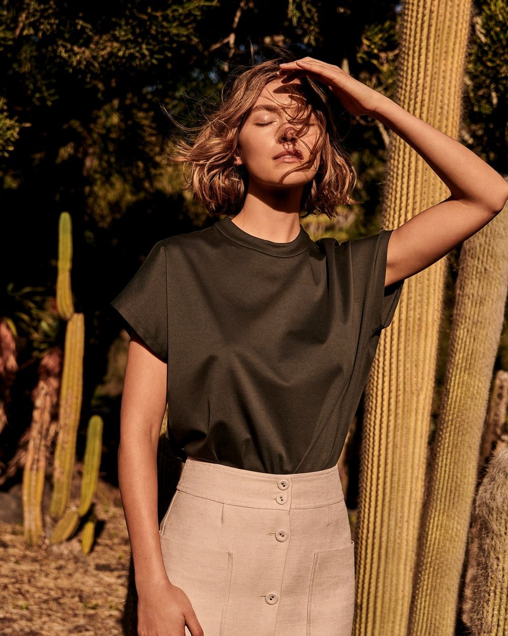 Buy Mangos journey towards sustainable fashion picture trends