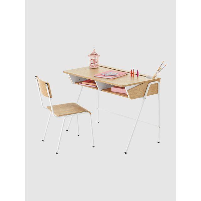 Image Desk Vertbaudet Mit Bildern Kinder Schreibtisch Moderne Kinder Schreibtisch Eiche