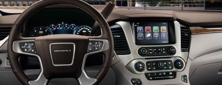 First Class Interior Accommodations The Yukon Denali Full