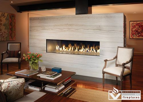 Davinci Linear Fireplaces From Vancouver Gas Fireplaces Linear