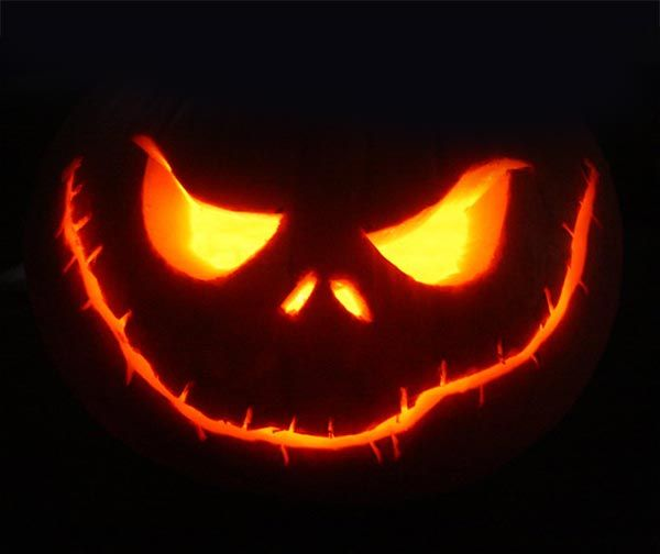 28 best cool scary halloween pumpkin carving ideas Awesome pumpkin designs