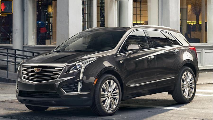 Luxus Crossover Von Cadillac Luxus Luxury Lujo แคนาดา