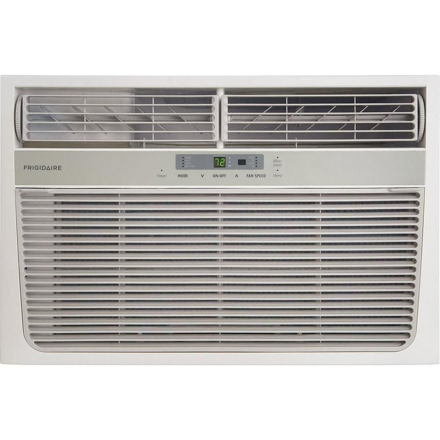 Frigidaire 11 000 Btu 115 Volt Heat Cool Window Air Conditioner