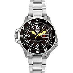 Seiko Men's 5 Sports Atlas Diver Automatic Watch - Overstock™ Shopping - Big Discounts on Seiko Seiko Men's Watches