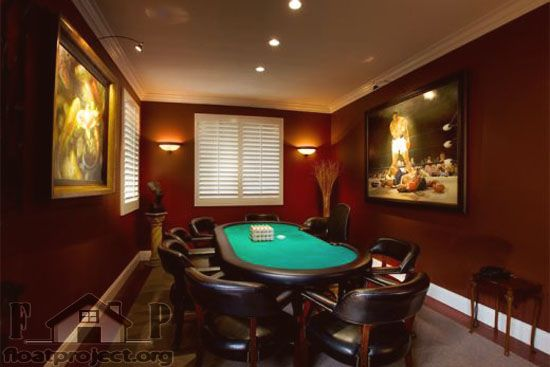 41+ Home poker room ideas ideas