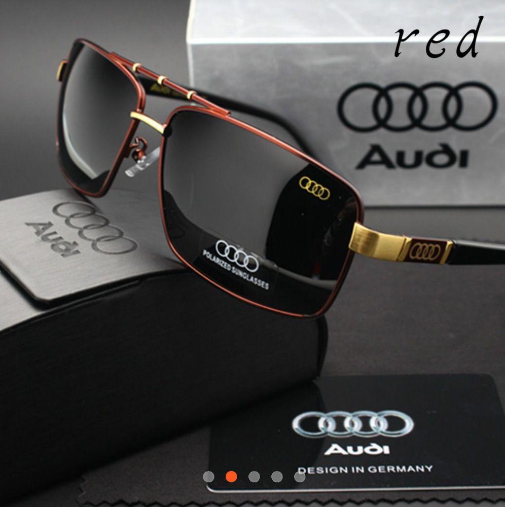 ebf3a1c3ee Audi Q7 quatt gafas de sol hombre polarizadas y 100% UV400 negocios o paking