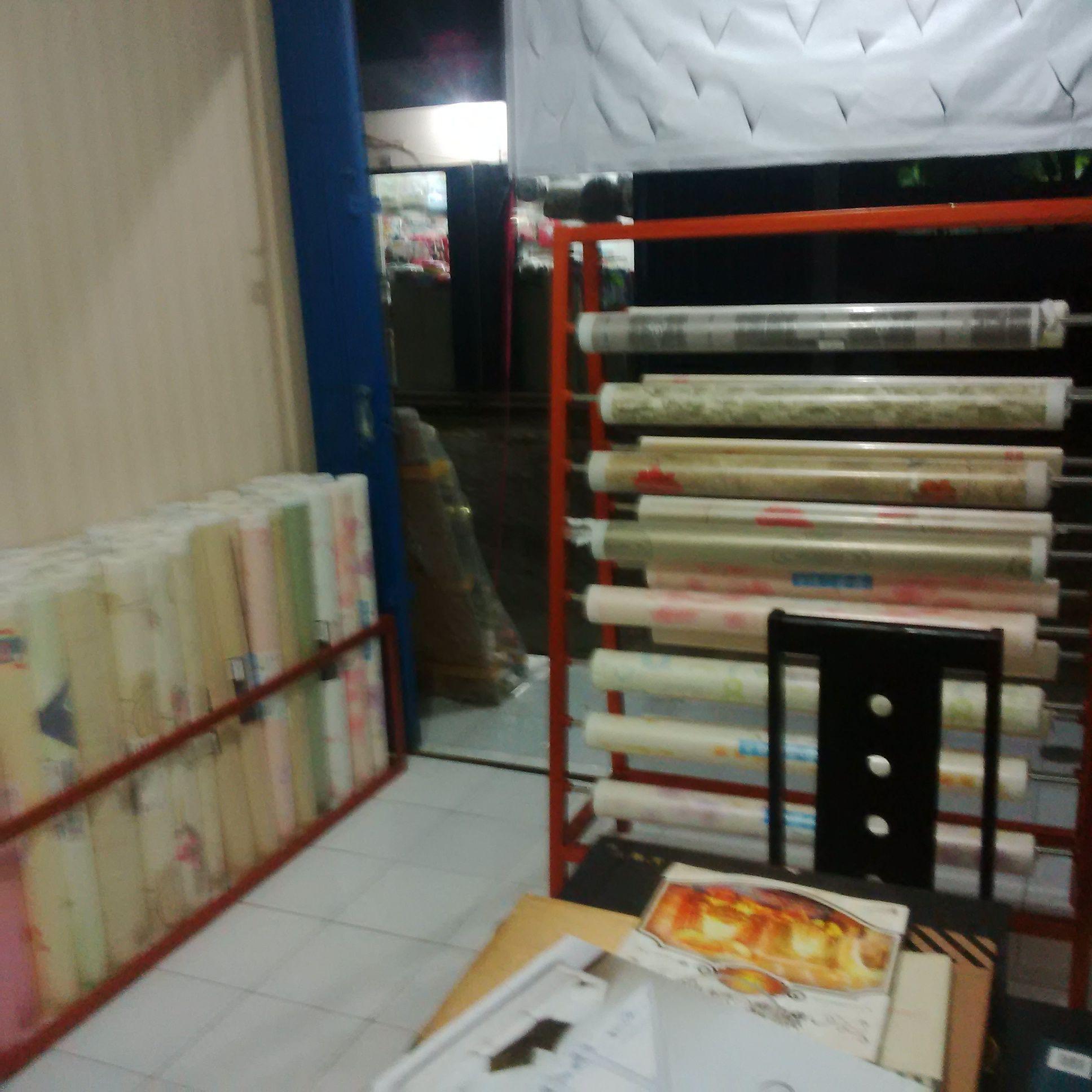 Harga Wallpaper Dinding Di Tangerang Dinding Toko Keramik