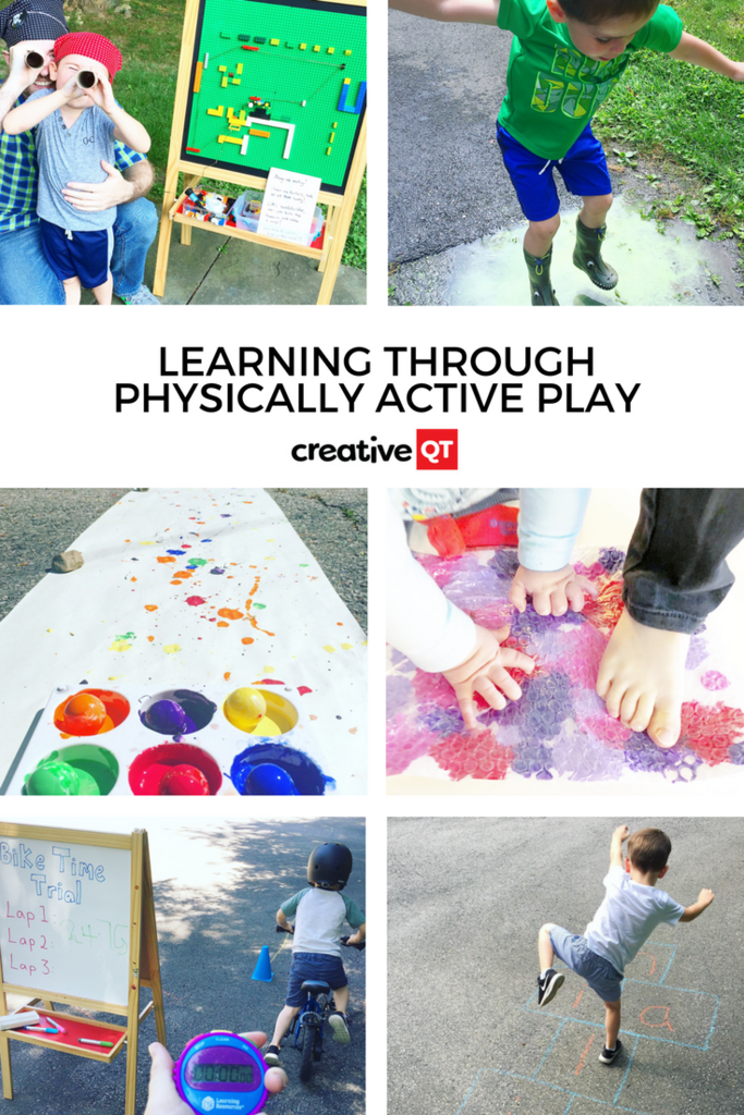 Learning Through Physically Active Play | Physical ...