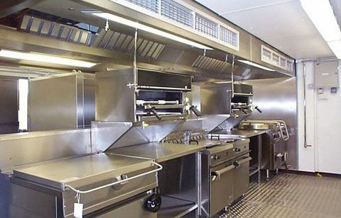 Restaurant Kitchen Ventilation Design kitchen design cooking area, the working triangle, kitchen layout