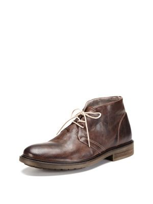 Rogue Leather Chukka Boots