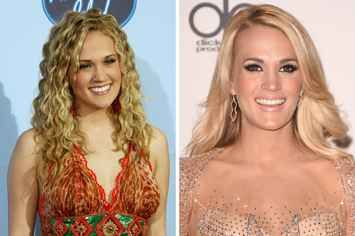 Then Vs Now Some Of The Biggest Stars From American Idol With