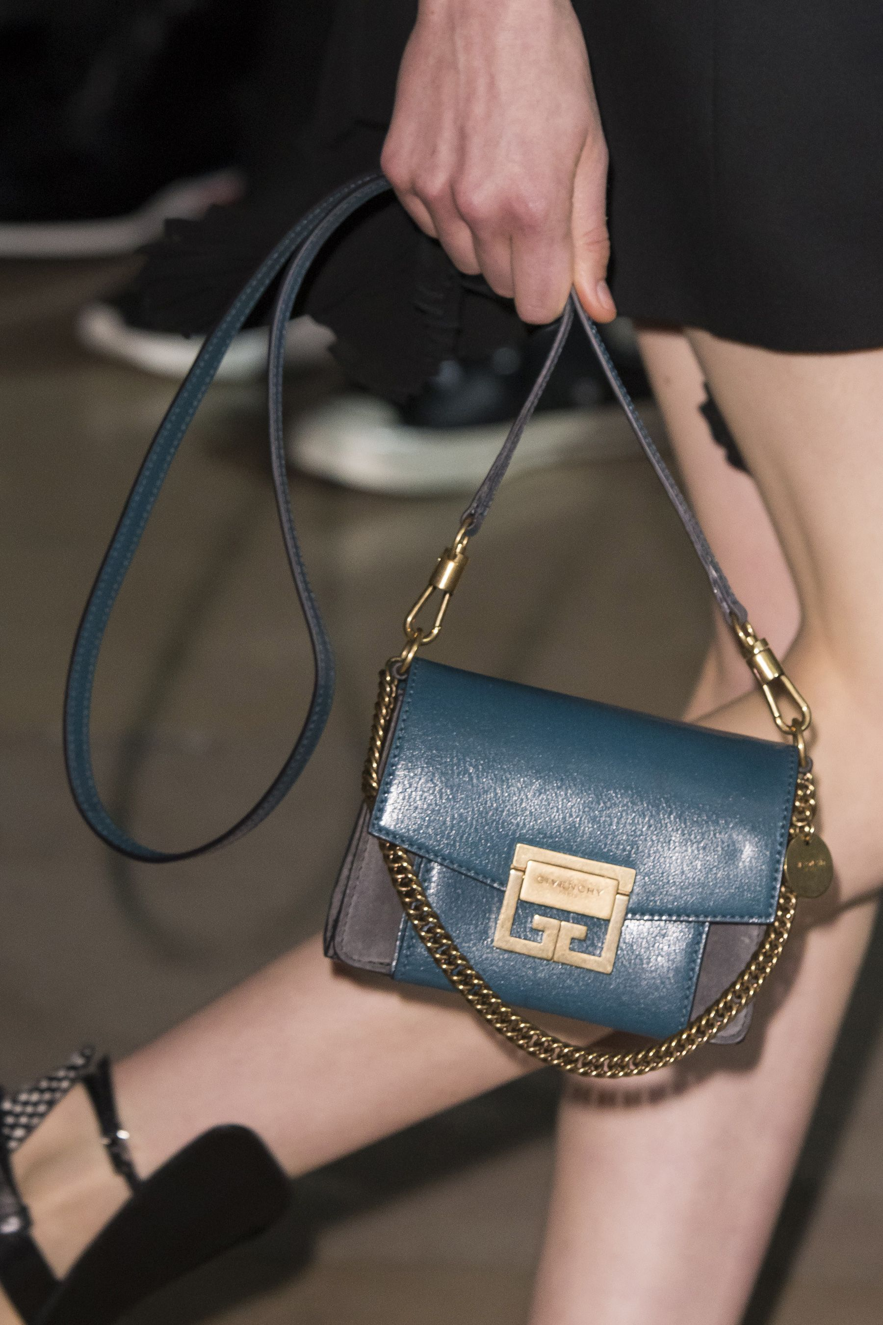 c15091bbf9 Givenchy Spring 2018 Fashion Show Details