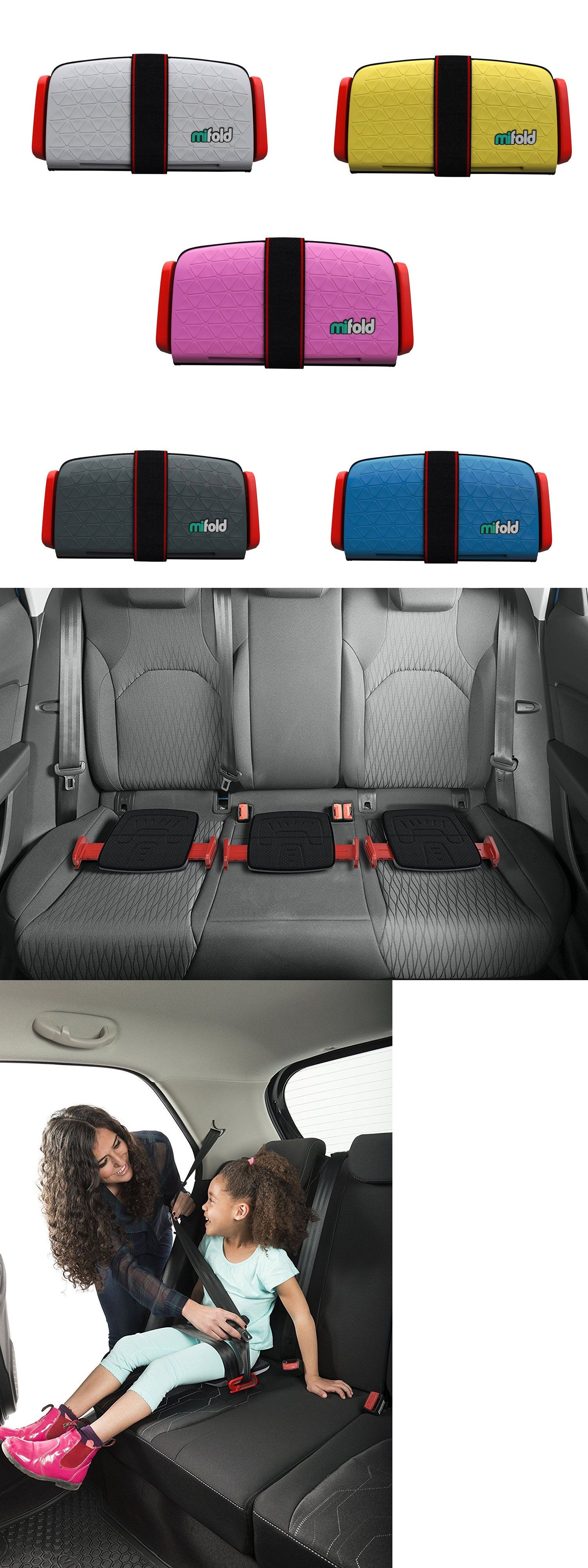 Booster To 80lbs 66694 Mifold Grab N Go Small Portable Child Car Seat Mf01 BUY IT NOW ONLY 3899 On EBay