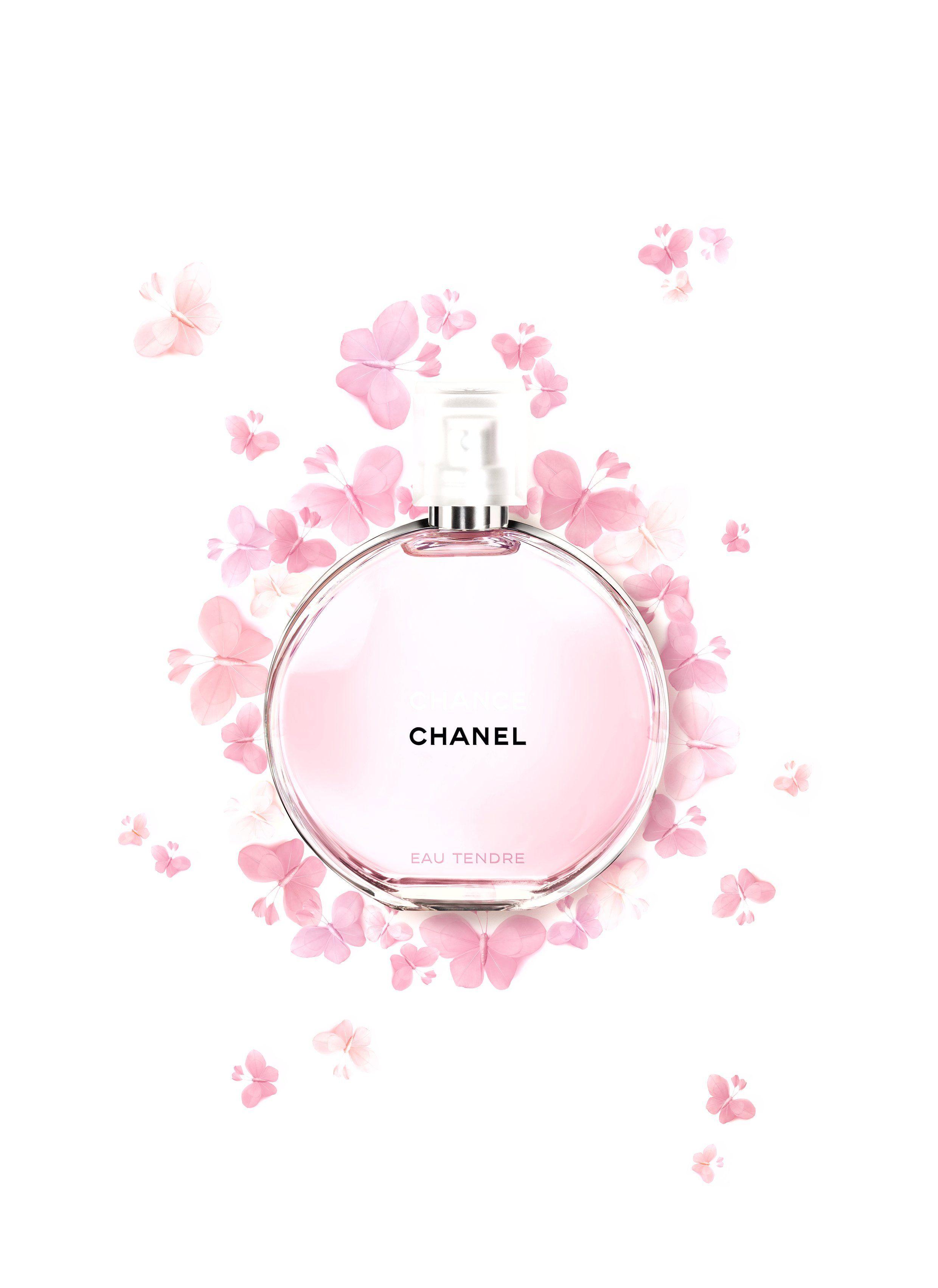 Chanel Chance Eau Tendre Shimmering Powdered Perfume 香水