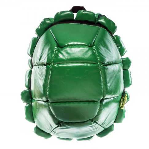 TMNT Shell Backpack with Masks. Turtle Power!