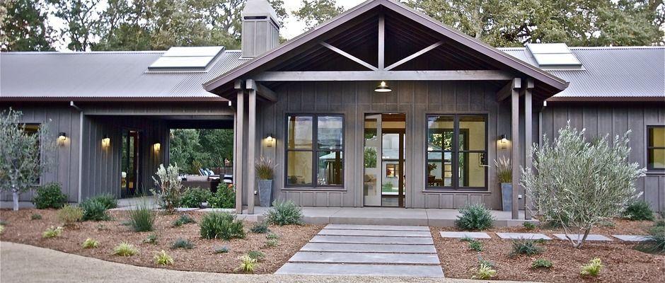 Ranch House/ Farmhouse Revival