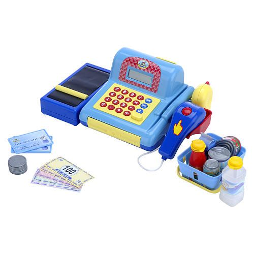 Toys R Us Home : Just like home cash register blue toys r us quot