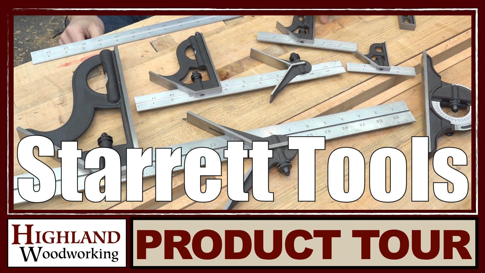 Starrett Combination Square Instructional Video Youtube Starrett Tools Carpentry Tools Starrett