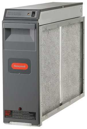 Honeywell F300e1019 518 72 Electronic Air Cleaner 120 V 16 H X 25 W Air Cleaner Honeywell Cleaners