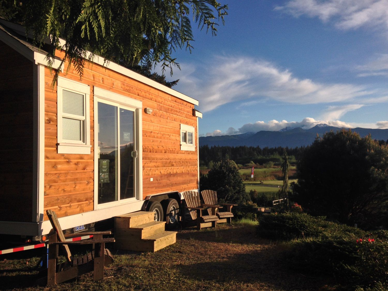 We Are Rewild Homes Vancouver Island S Premier Tiny Home
