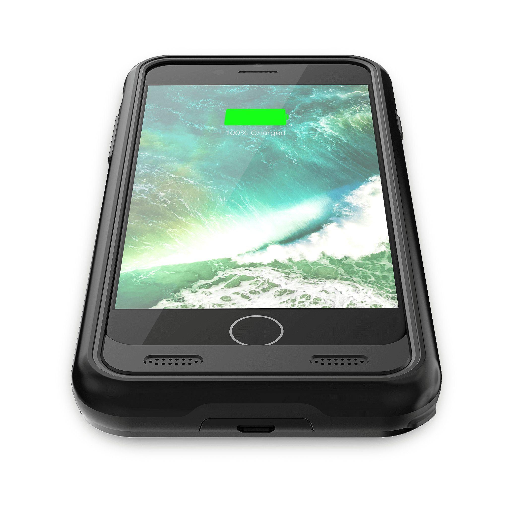 the best attitude e5a1e 6e311 3200mAh Battery Case for iPhone 7 & 8 (BX170) | iPhone7 | Iphone 7 ...