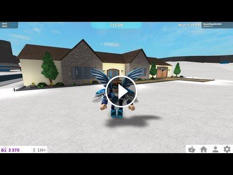 Supermegarichkid Roblox Easy House Build In Bloxburg Part 3no
