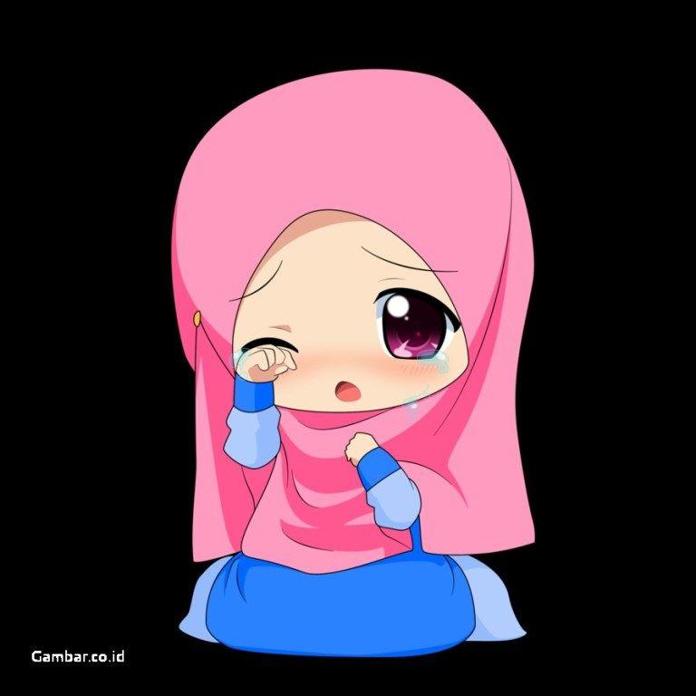 75 Gambar Kartun Muslimah Cantik Dan Imut Bercadar Sholehah Lucu Gambar Kartun Lucu Animasi