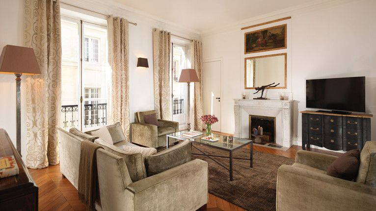 Quintess Collection   Rue Honore Chevalier | Paris , France | 3RD HOME  Luxury Home Exchange