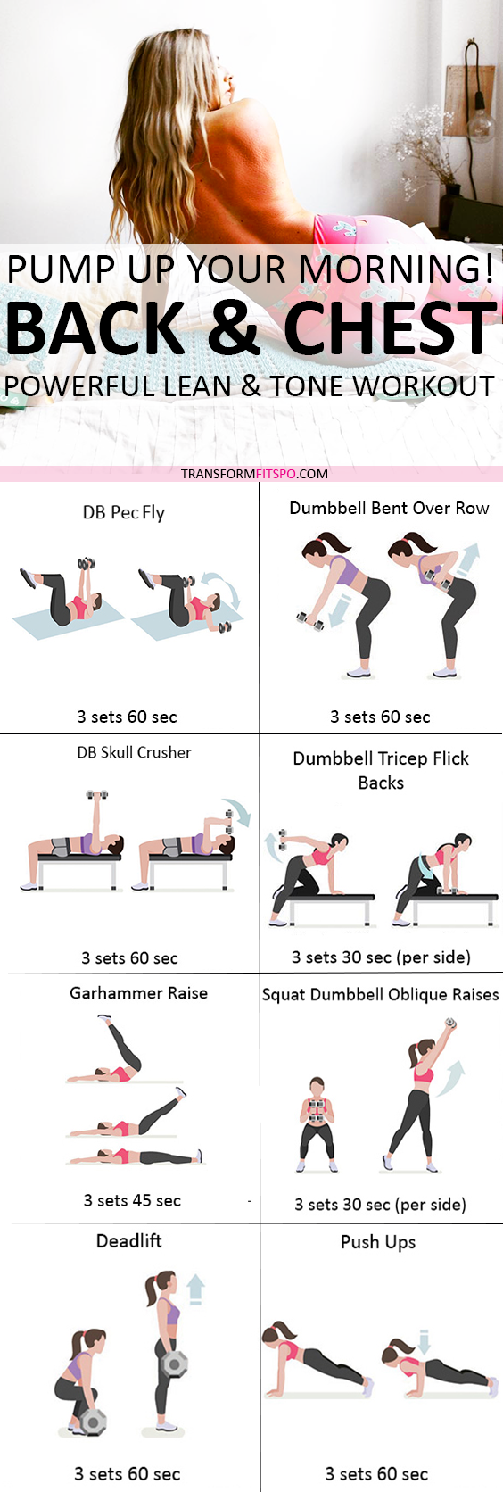 Pin on workouts + exercises