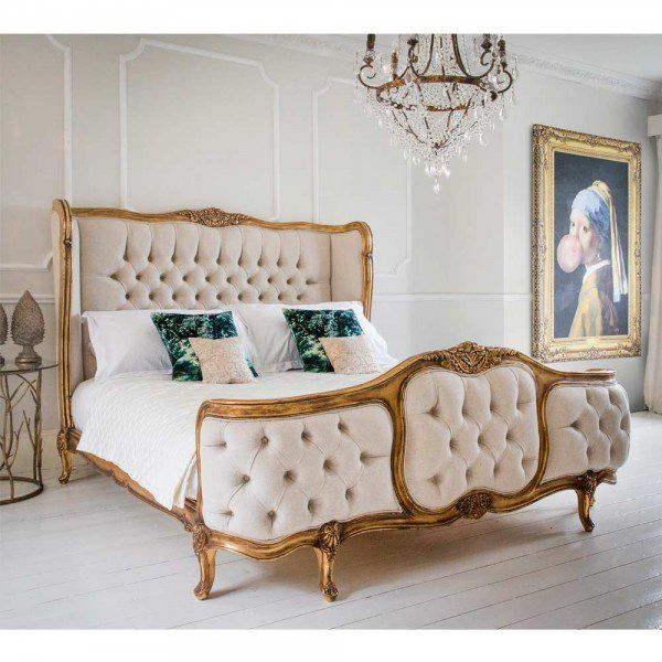 Best Luxury French Beds Upholstered Beds Bed Linens Luxury 400 x 300