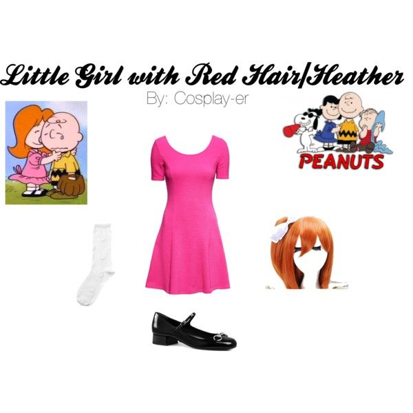 Little Girl with Red Hair / Heather by cosplay-er on Polyvore featuring moda  sc 1 st  Pinterest & Little Girl with Red Hair / Heather | Pinterest | Red hair