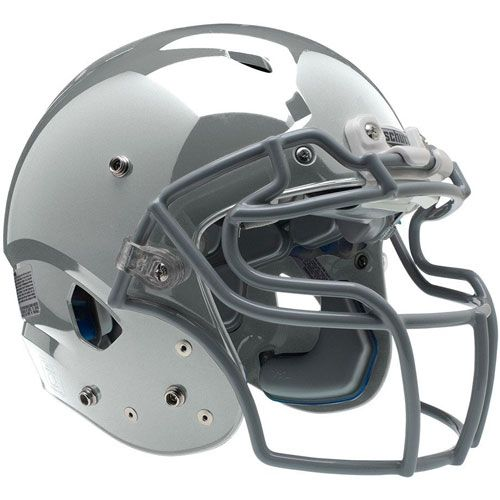 Schutt Vengeance Vtd Football Helmet 2014 Metallic Silver Football Helmets Helmet Football Equipment
