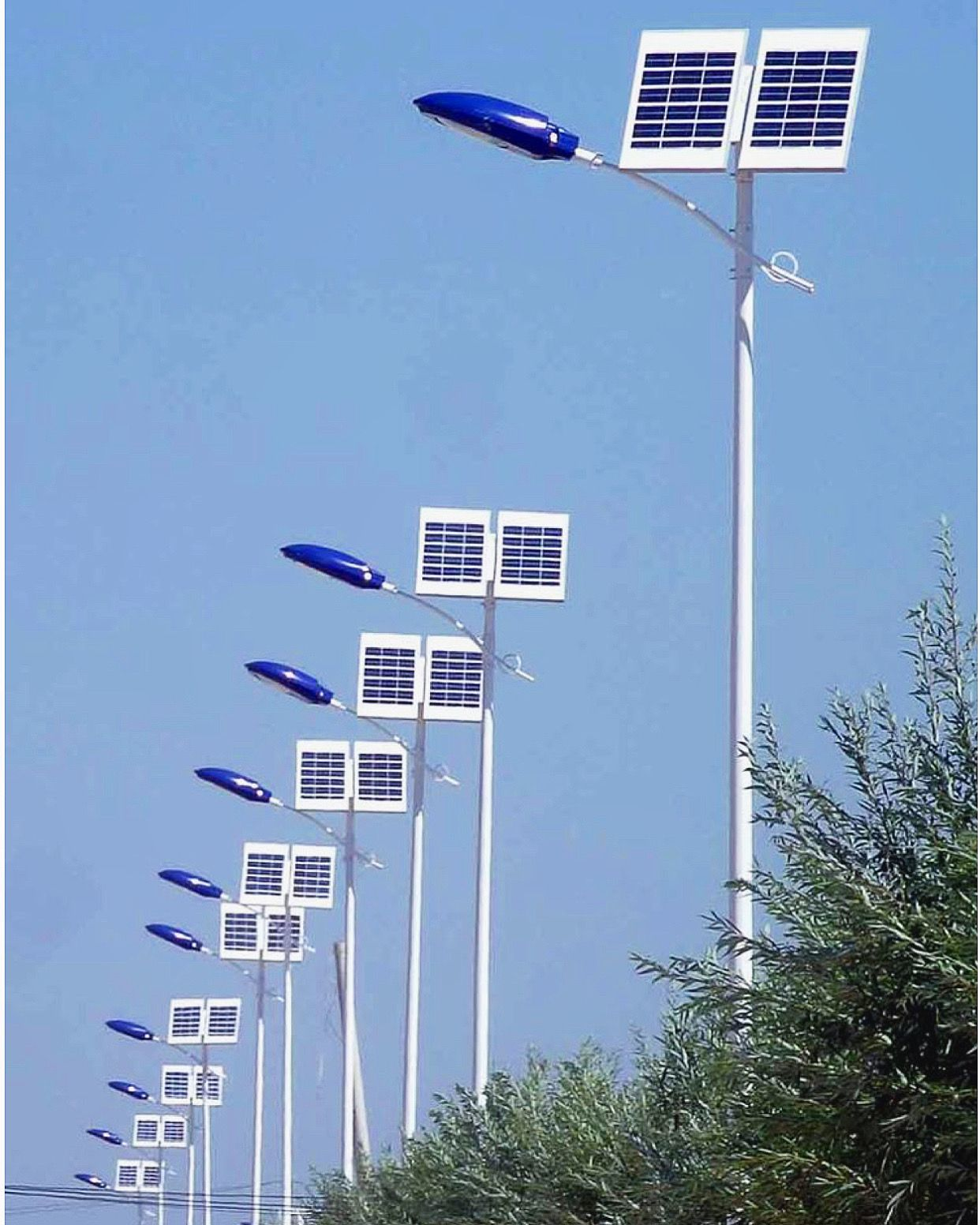 Home Solar Power Light
