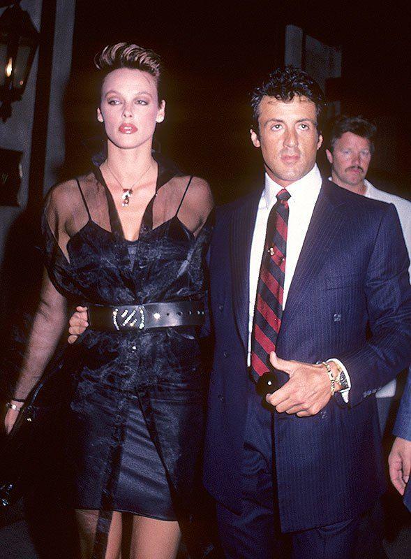Brigitte Nielsen Sylvester Stallone S Ex Wife Still