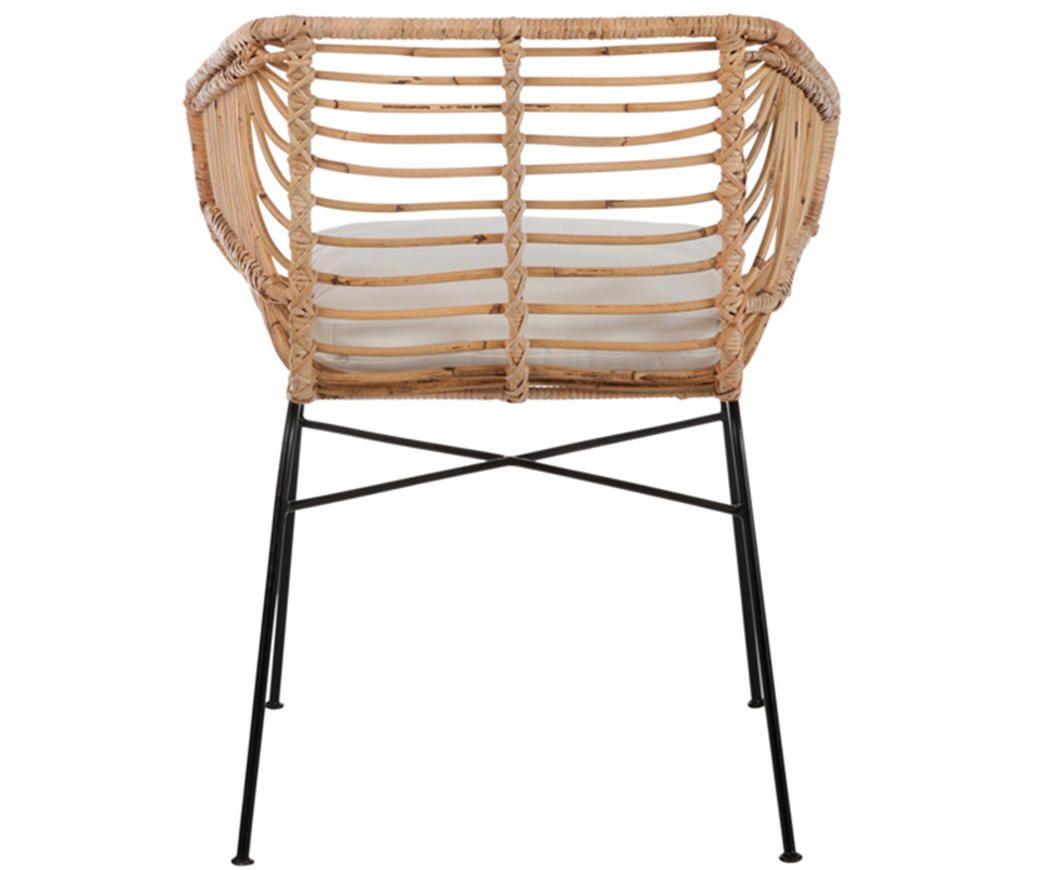 Siva Tavoli E Panche.Sedia Siva In Rattan Naturale Malacca Sedie E Mobili