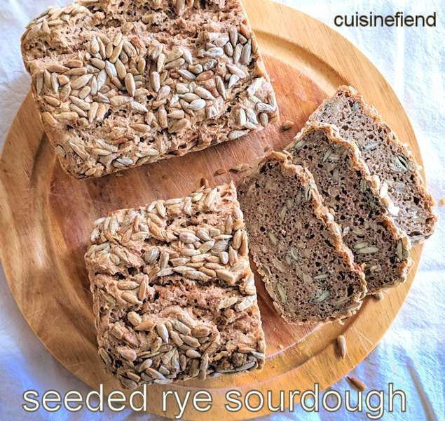 Keto Pumpernickel Bread Recipe